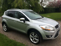 2011 11 Ford Kuga 2.0TDCi ( 163ps ) 4x4 Titanium