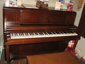 PIANO: Heintzman & Co, Toronto
