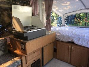 Tente roulotte starcraff modèle 1404