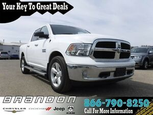 2013 Ram 1500 SLT - Heated Mirrors -  Cruise Control