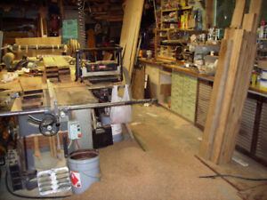 Commercial Table Saw (Rockwell-Delta 5HP.