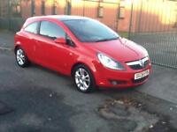 Vauxhall/Opel Corsa 1.2i SXi FINANCE AVAILABLE