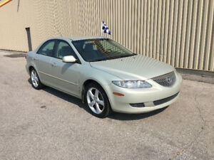 2005 MAZDA 6 *** AUTOMATIQUE *** 130,0000KM