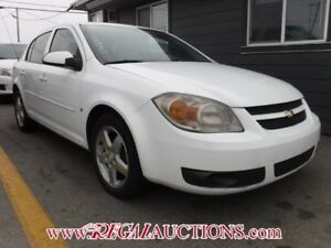 2008 CHEVROLET COBALT  4D SEDAN
