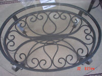 Top Quality Wrought Iron Tables-Priced to sell!!!