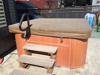 2006 Beachcomber Hot Tub