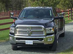 2013 Dodge Heavy Duty Ram 3500 Laramie Duelly Turbo Diesel