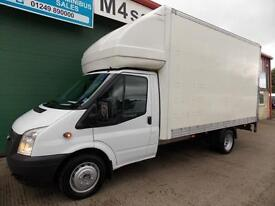 Ford Transit 350,14ft body with T/lift.