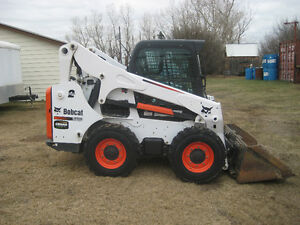 2014 Bobcat S750 --- Only 100 Hours with Full Warranty
