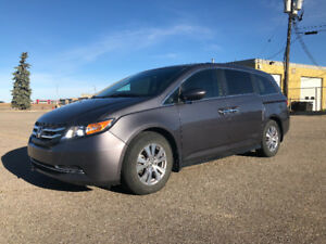 2015 Honda Odyssey EX-L leather seats Navigation No Accidents