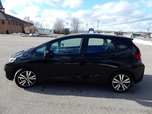 HONDA FIT EX AUTOMATIQUE NOIR CRYSTAL NACRÉ