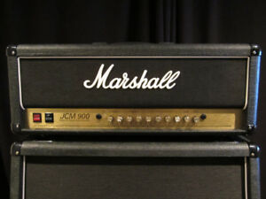 Marshall JCM900 Dual Reverb (Échange Possible)