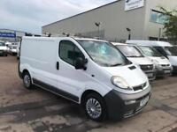 2003 53 VAUXHALL VIVARO 1.9 DTI TURBO DIESEL CHEAP BARGAIN VAN NEW MOT NO VAT