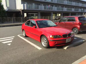 2003 BMW 3 Series RHD Imported Japan