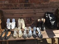 Job Lot of women shoes size 5 all for 3f