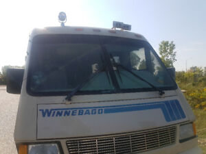 RV MOTORHOME FOR SALE WINNEBAGO 1 OWNER