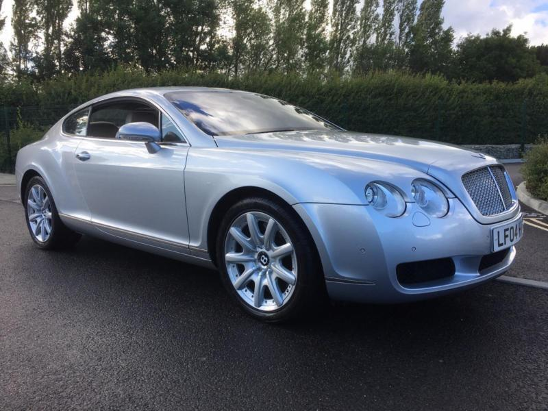 2004 Bentley Continental 6.0 auto GT