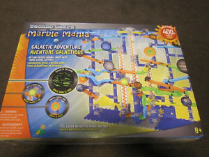 Techno Gears Marble Mania 400+ Pieces Galactic Adventure - Open Kitchener / Waterloo Kitchener Area image 4