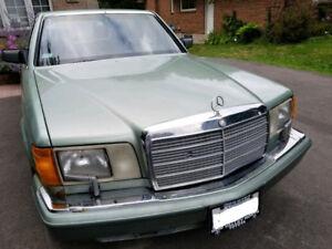 1989 Mercedes-Benz 420 SEL