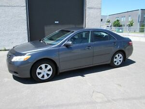 TOYOTA CAMRY LE 2009 TRES PROPRE 80,190KM 4 CYLINDRES