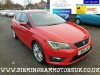 2013 SEAT Leon 2.0 TDI FR HATCHBACK Diesel Manual