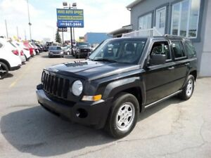 2010 Jeep Patriot FWD 4dr