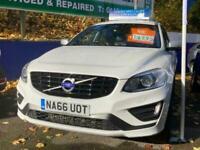 2016 Volvo XC60 D4 R-DESIGN LUX NAV Auto Estate Diesel Automatic
