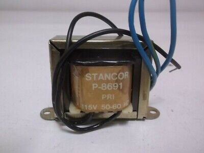 Stancor P-8691 Power Transformer New In Box