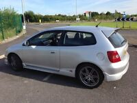 Honda Civic type r ep3 low miles SWAP
