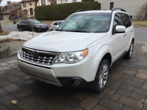 Subaru Forester 2011 Limited