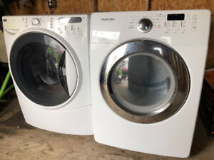 Front Load washer and dryer - EXCELLENT CONDITION