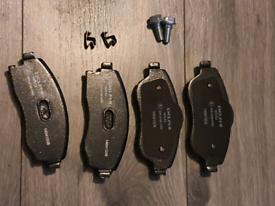 Vauxhall Corsa C, Combo, Meriva A & Tigra DELPHI front brake pads New