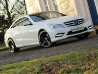 2012 Mercedes-Benz E Class 3.0 E350 CDI BlueEFFICIENCY Sport Edition 125