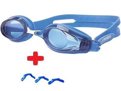 PROFI UV Schutz Antibeschlag Schwimmbrille Taucherbrille Sportler Kinder & Erw.