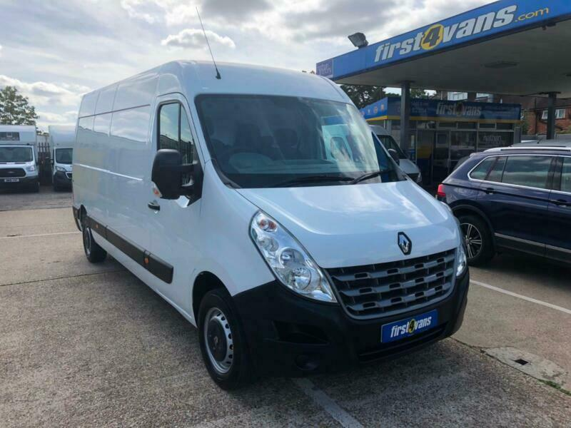 c0da2186b9 Renault Master 2.3dCi FWD Energy S S LM35 135 Business
