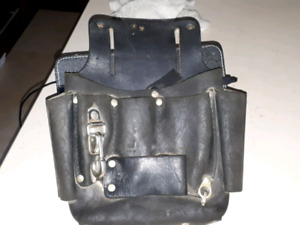 Leather Electric Tool Pouch