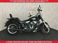 HARLEY-DAVIDSON SOFTAIL FLSTFB SP 1690 12 FATBOY ABS MOT FEB 19 LOW MLS