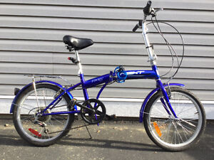"""Foldable 20"""" 3 Speed Bike for Sale"""