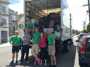 Free Moving Quotes Mississauga