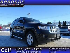 2013 Jeep Grand Cherokee Laredo- Power Seats, Tip Start, Steerin