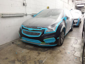 Insurance Claims Auto Body Shop Automotive Work Repairs Painting