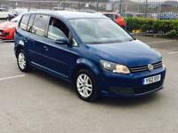 2012 Volkswagen Touran 2.0TDI ( 140ps ) Tech ( s/s ) DIESEL BlueMotion SE