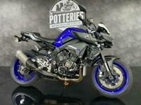 Yamaha MT10 2017 **Low miles FSH and Tasty extras!**