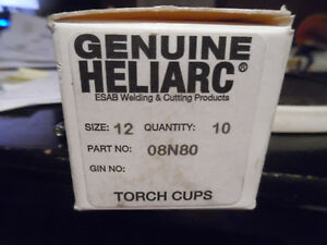 "Tig Welding Ceramic Lava Nozzles 3/4""  1 27/32"" Box of 10 Kitchener / Waterloo Kitchener Area image 5"