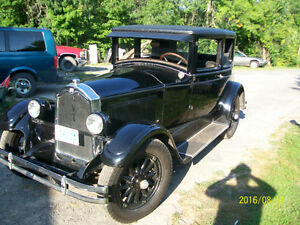 1927 Buick Coupe Sale or trade