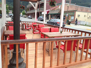 Established Pizzeria in Kaslo, B.C.