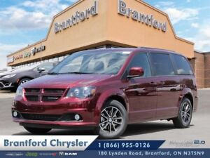 2018 Dodge Grand Caravan GT  - Navigation - $283.08 B/W