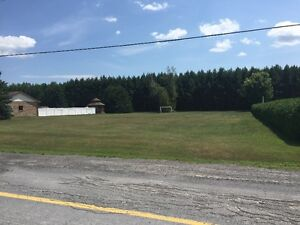 """Ready to built"" Lot for sale in Hammond. Pivate sale NO HST!!"