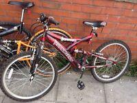 Magna kids mountain bike