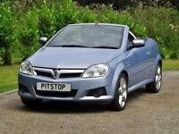 Vauxhall Tigra Exclusiv 1.4 16v PETROL MANUAL 2007/57